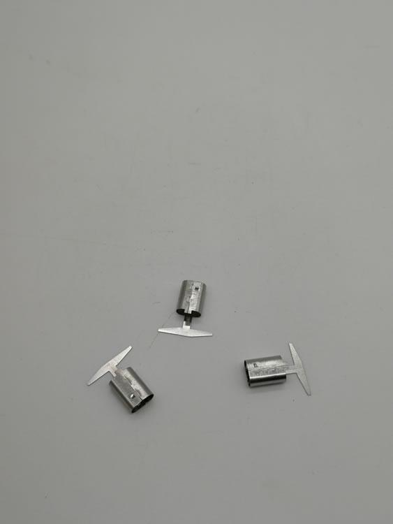 五金冲压件  手机插头屏蔽罩