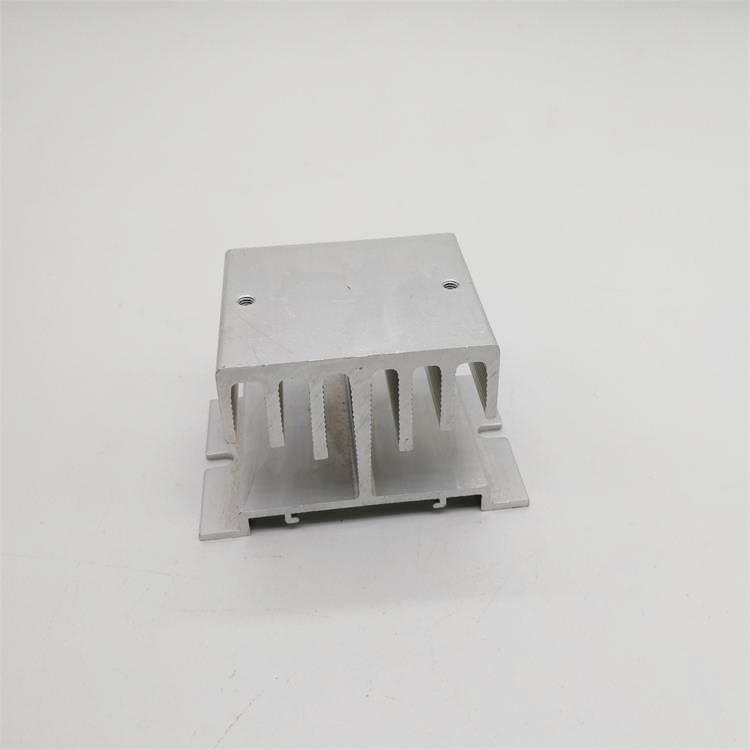 五金冲压件 型材散热器 铝型材加工 恒温机散热器